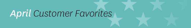 April Listener Favorites