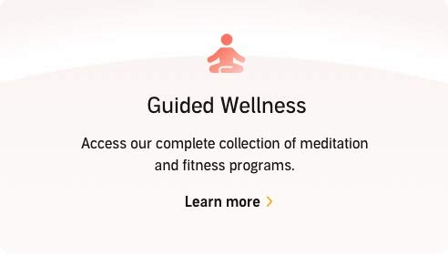 Guided Wellness