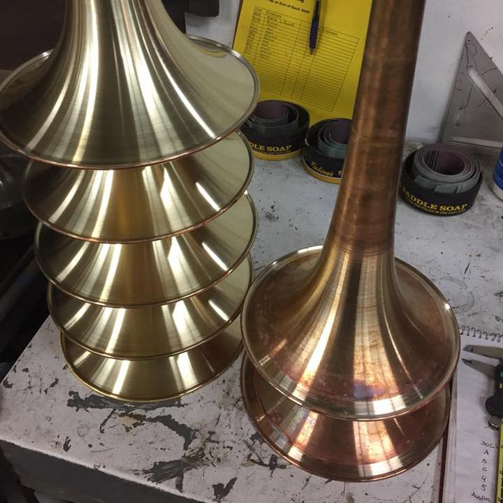 Trombone bells by Ryan B.