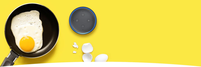 Audible on Alexa the perfect combo