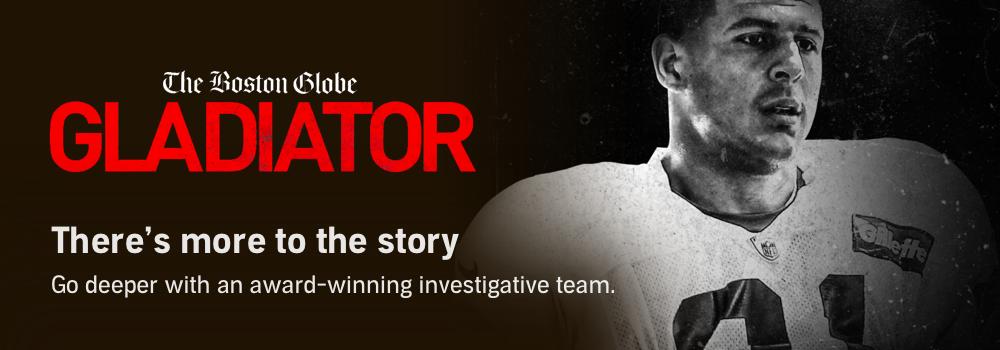 Gladiator. Go deeper with an award-winning investigative team.