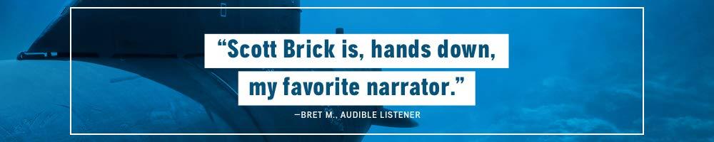 Inspired me to do more - J. Audible Listener