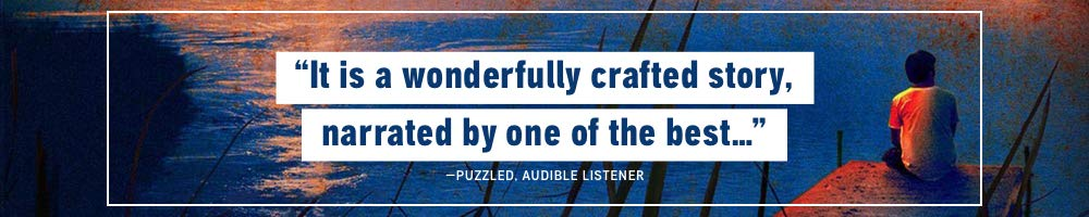 It is a wonderfully crafted story, narrated by one of the best... -- Puzzled, Audible Listener