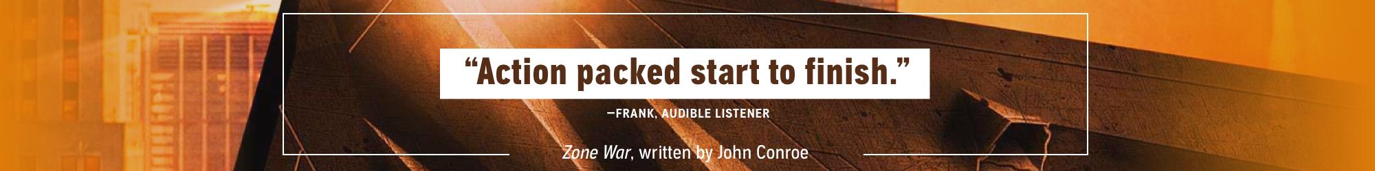 Zone War by John Conroe