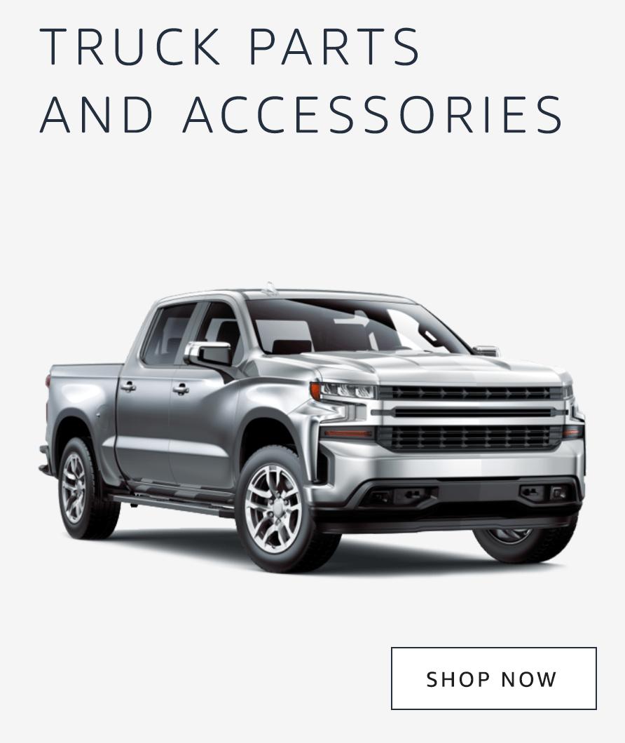 Shop Truck Parts & Accessories