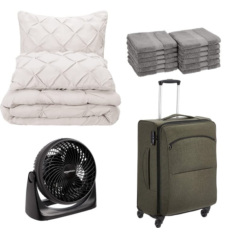 Up to 30% off Amazon Basics Home Essentials
