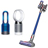 Save up to $250 on Dyson Vacuums and Purifiers