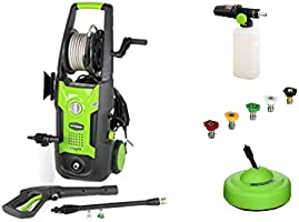 Save on Greenworks Pressure Washers and Accessories