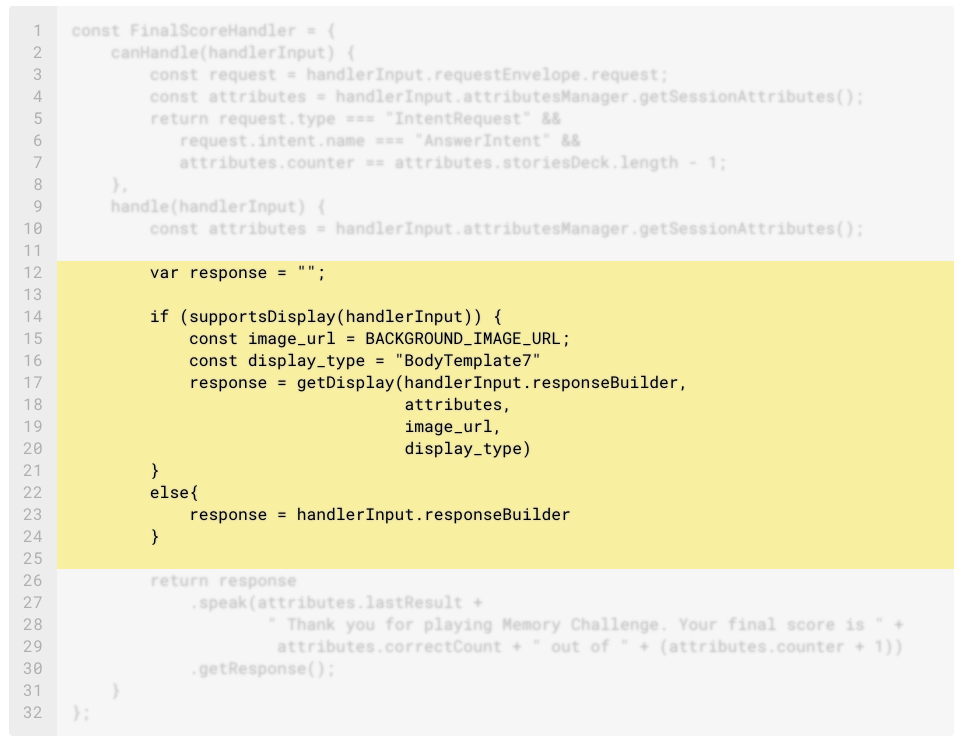 Code Deep Dive: Using the Display Directives in the ASK SDK