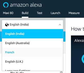 How to Update Your Alexa Skills for France : Alexa Blogs