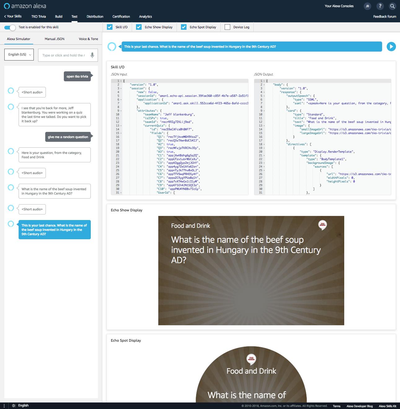 Developer Tools to Help You Build Alexa Skills : Alexa Blogs