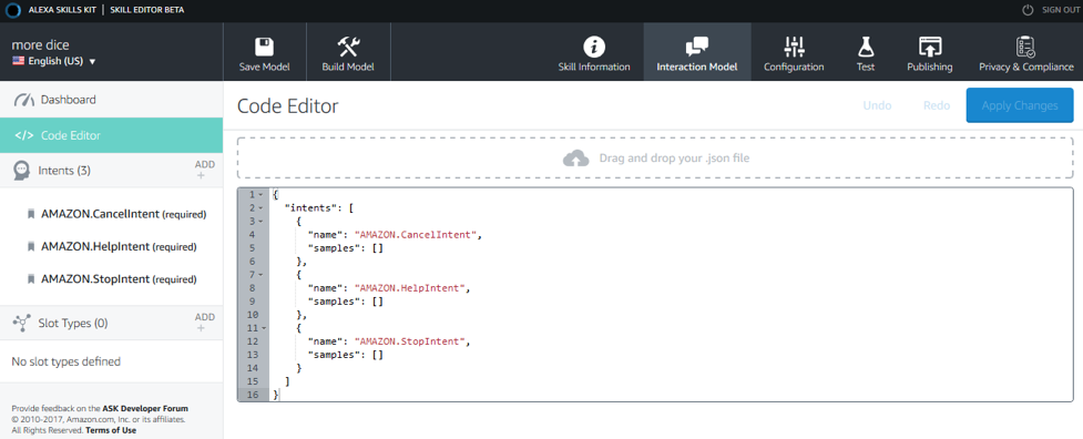Announcing New Alexa Skill Builder (Beta), a Tool for