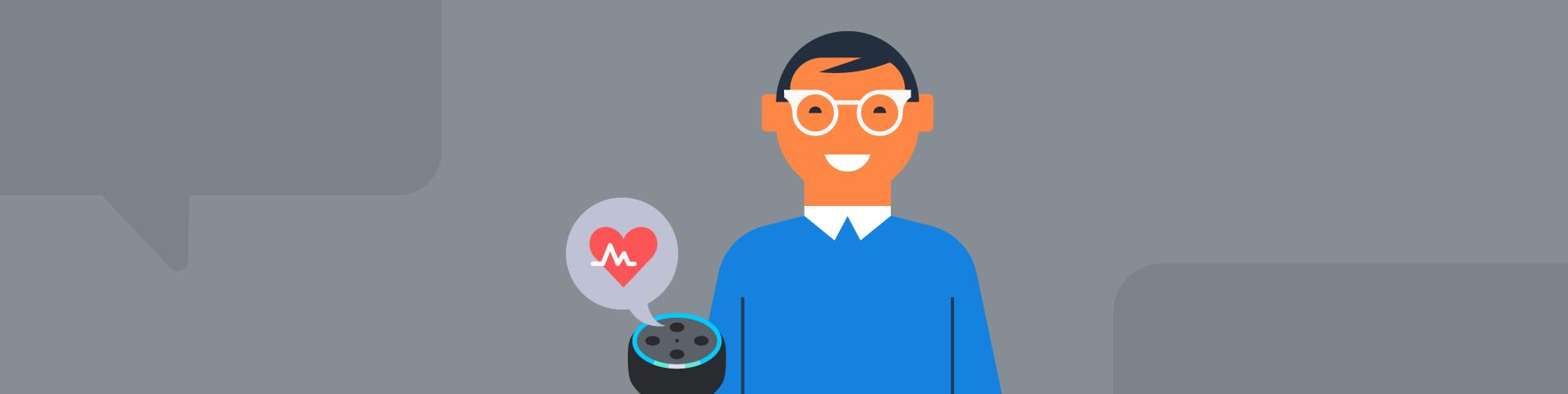 Introducing New Alexa Healthcare Skills : Alexa Blogs