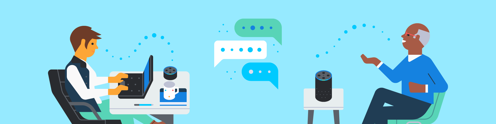 چگونه Echo خود را به تلفن تبدیل و تماس AT&T با الکسا را برقرار نماییم