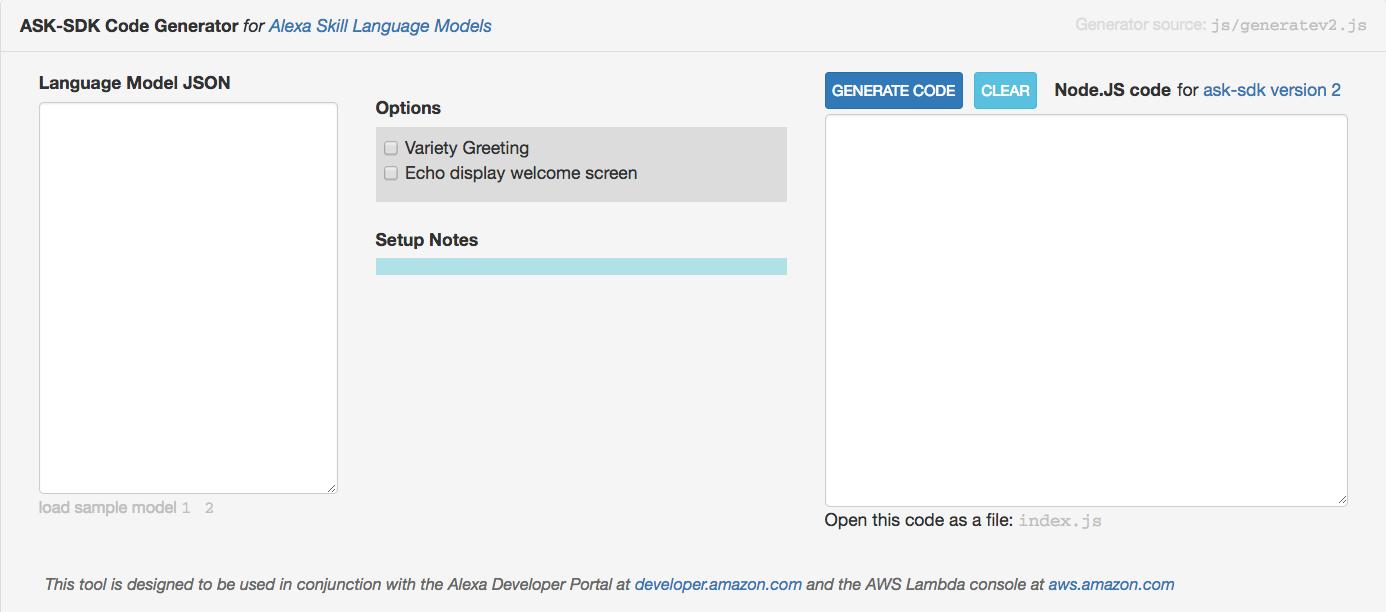 Developer Tools To Help You Build Alexa Skills Alexa Blogs