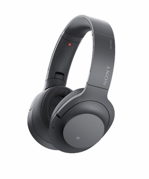 Sony WH-H900N h.Ear on 2 Wireless Over-Ear Noise Cancelling High Resolution Headphones