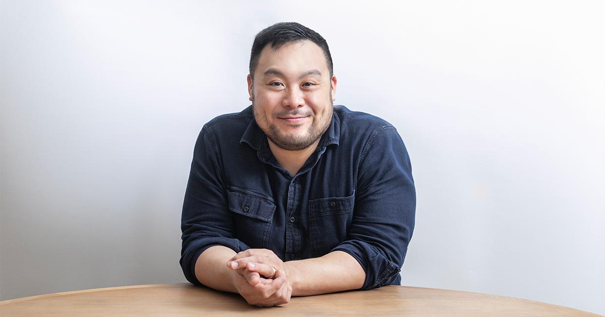 David Chang's favorite reads of 2020