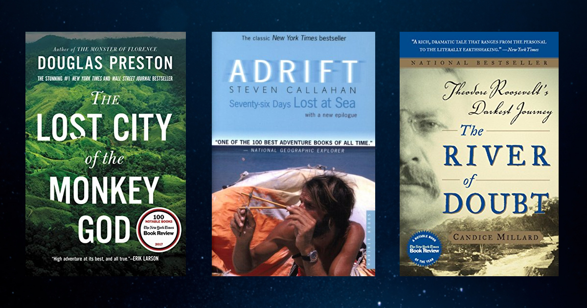 7 armchair travel books that will make you glad to be at home