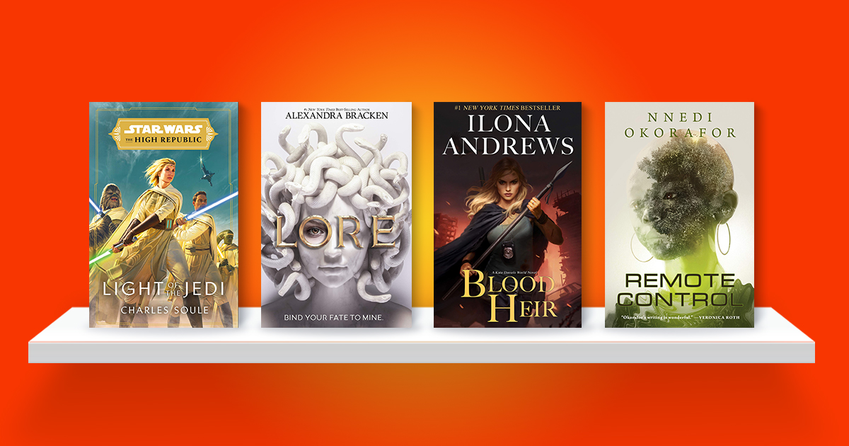Best science fiction and fantasy of January