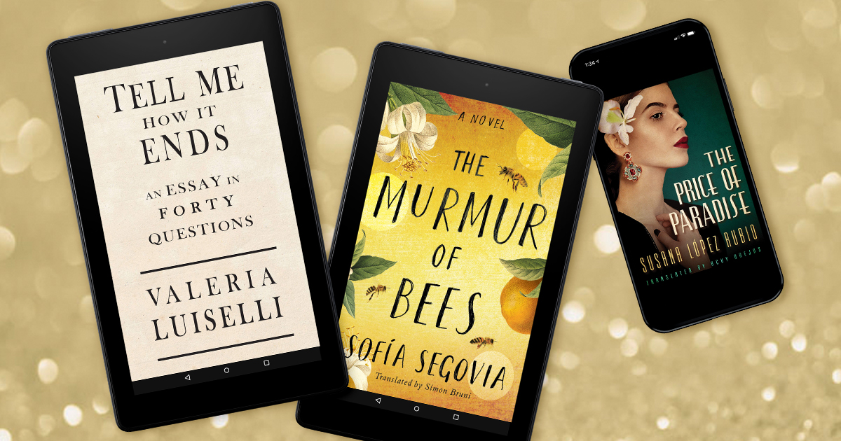 Reads perfect for Hispanic Heritage Month, now in Kindle Unlimited