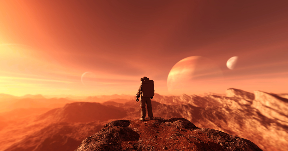 Alone: 5 riveting sci-fi reads on isolation and survival