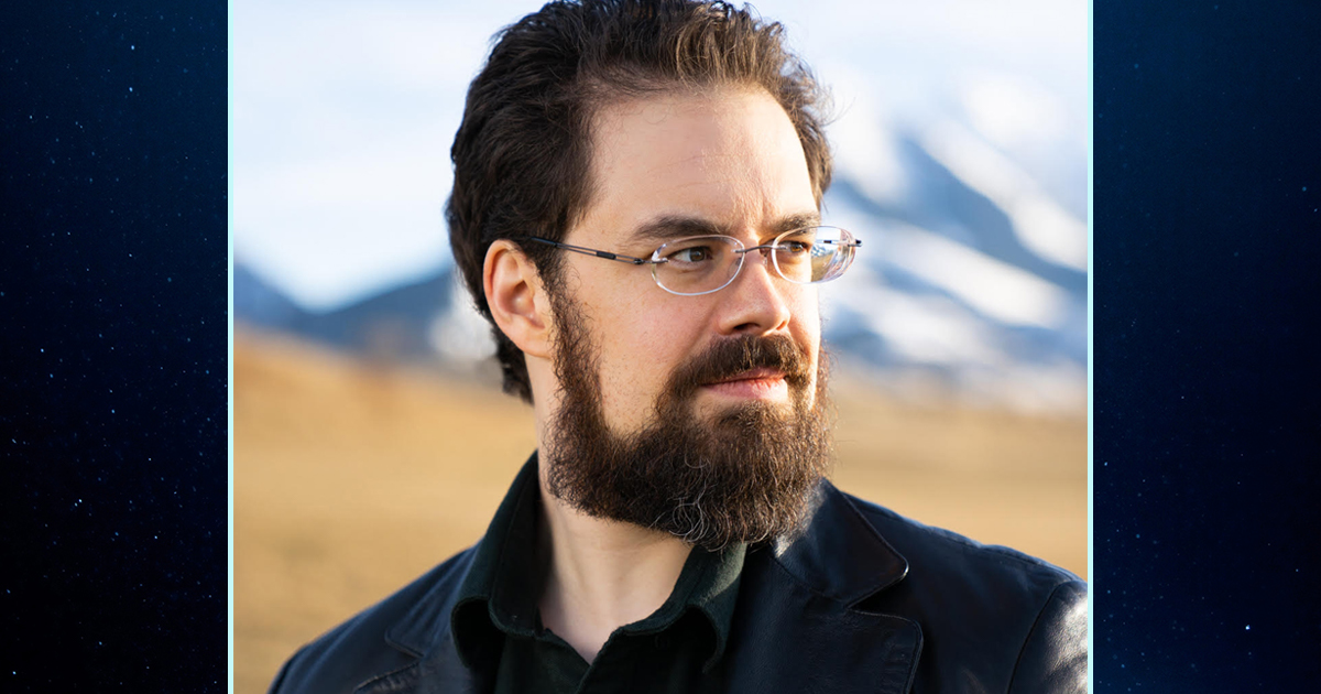 Christopher Paolini on SF and 'To Sleep in a Sea of Stars'