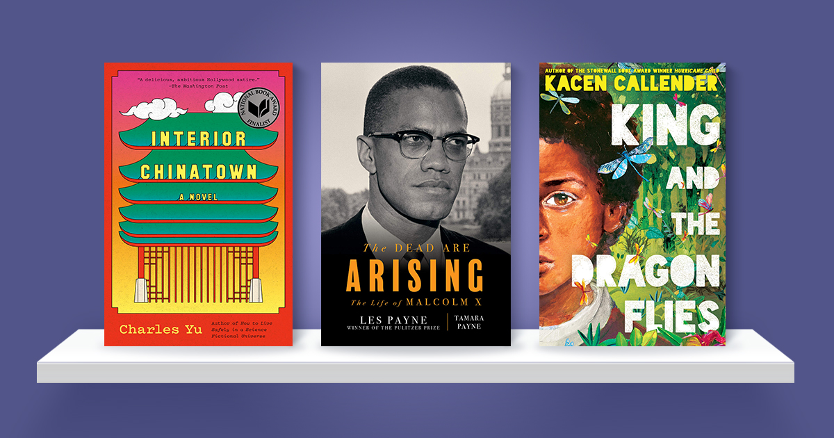 Announcing the winners of the 2020 National Book Awards