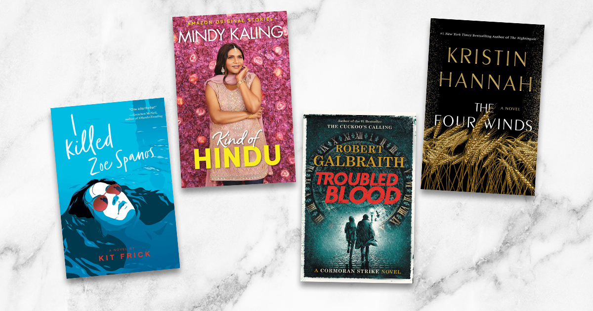 Books we are talking about