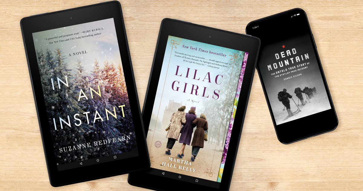 Monthly Kindle Deals - Up to 80% off