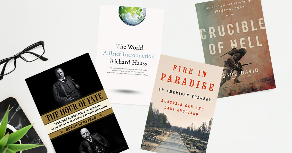 The best history books of May