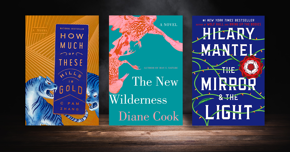 The Booker longlist is here