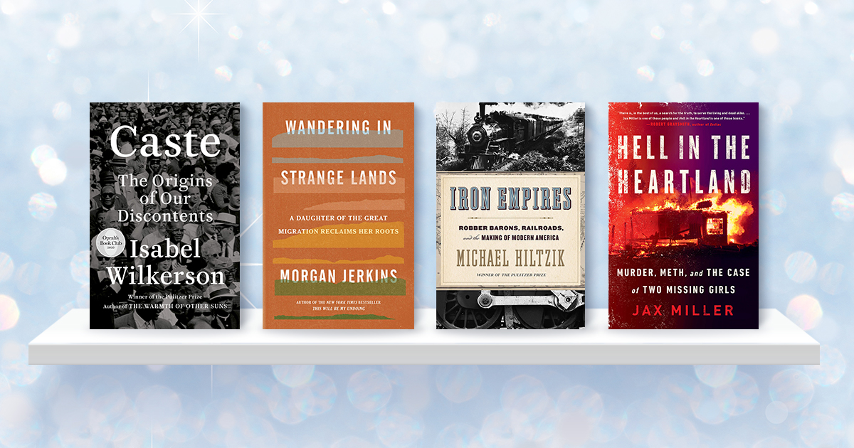 The best history books of August