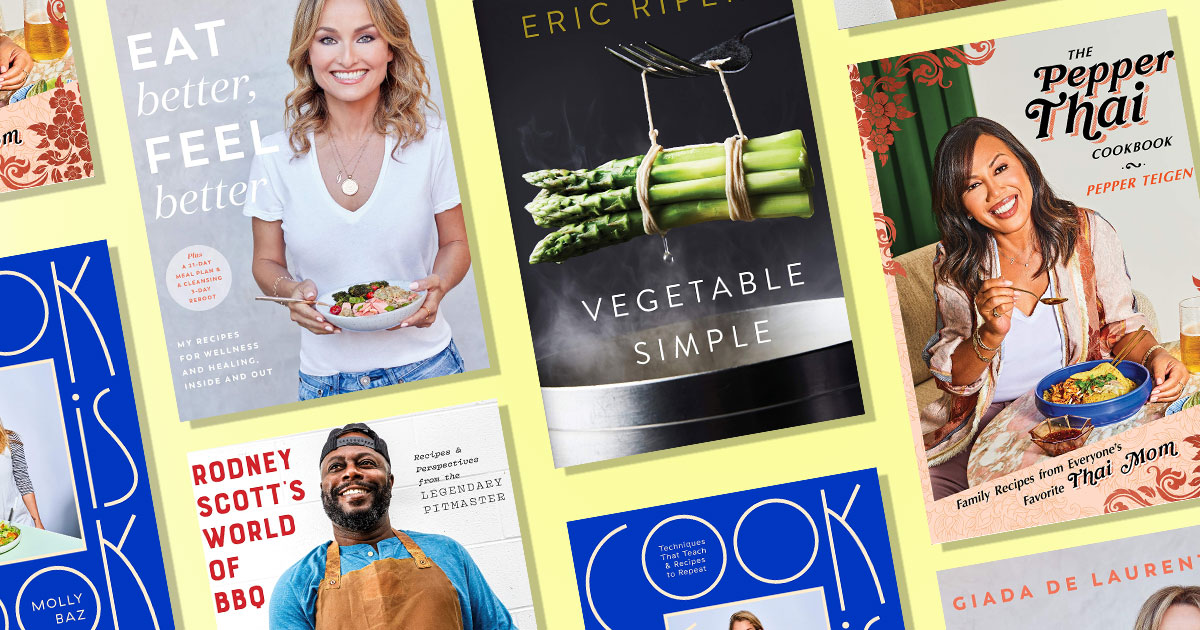 Highly anticipated cookbooks of early 2021