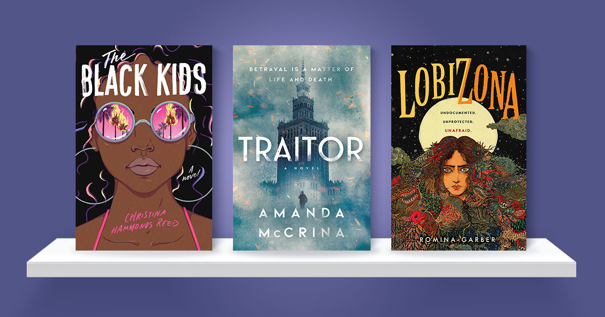 The best young adult books of August