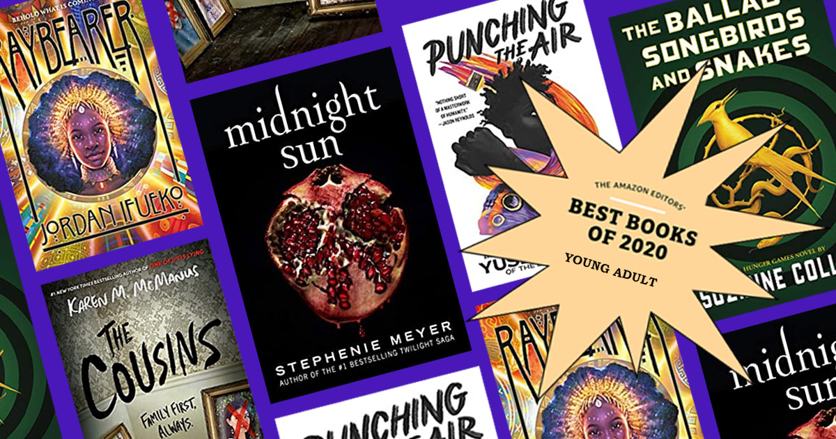 Best young adult books of 2020