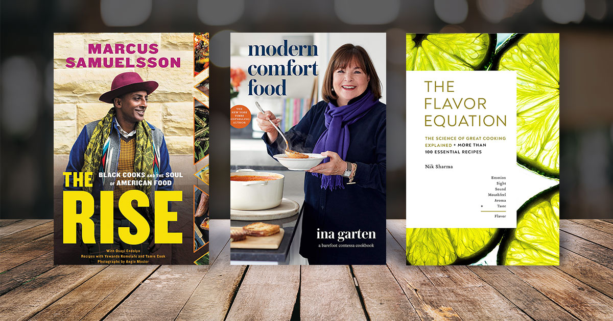 Best cookbook, food and wine books of 2020