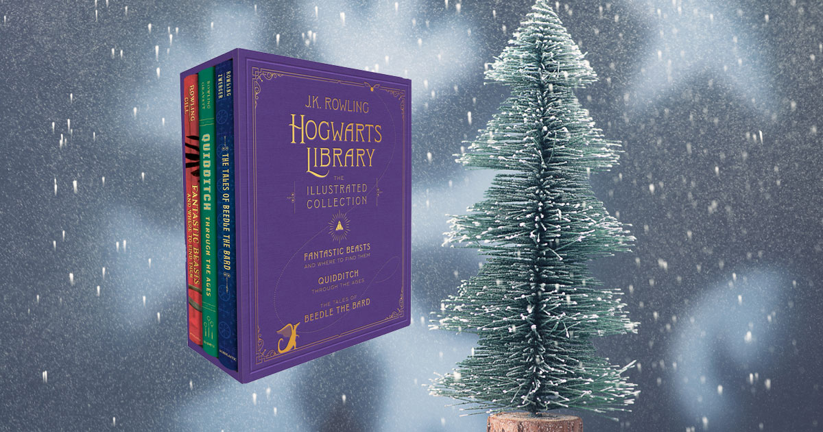 A favorite gift for kids: book boxed sets