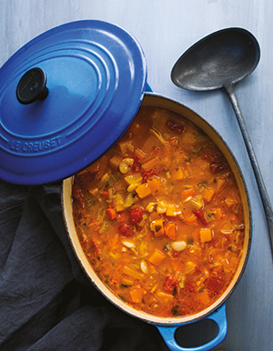 Minestrone for All Seasons from