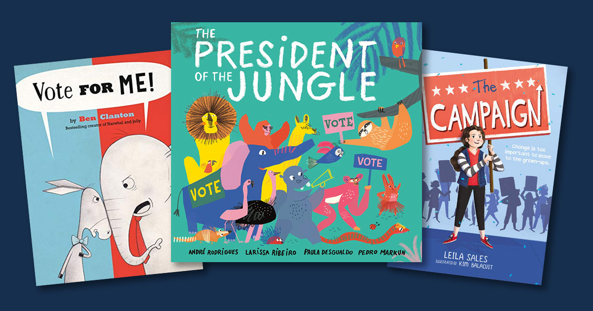 Election Day books for kids