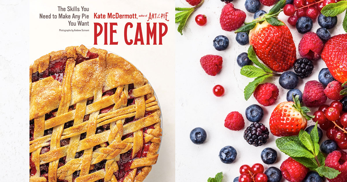 Recipe road test: Classic Blackberry Pie from Pie Camp