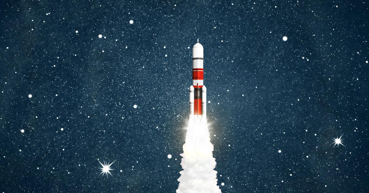 Space books for future astronauts