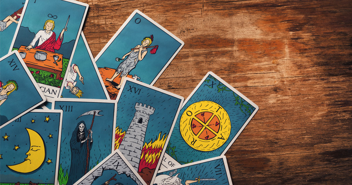 Tarot cards, astrology, Lunar New Year, and more