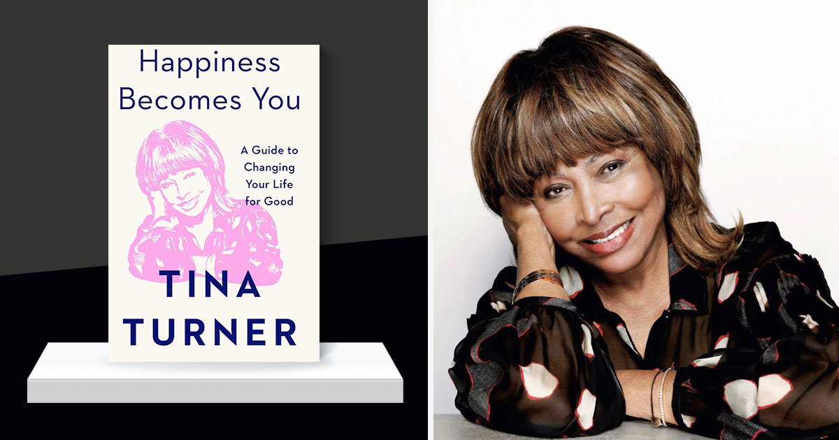 Tina Turner on hope and happiness
