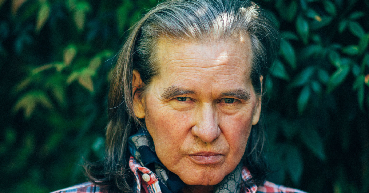 Val Kilmer's 2020 summer reads