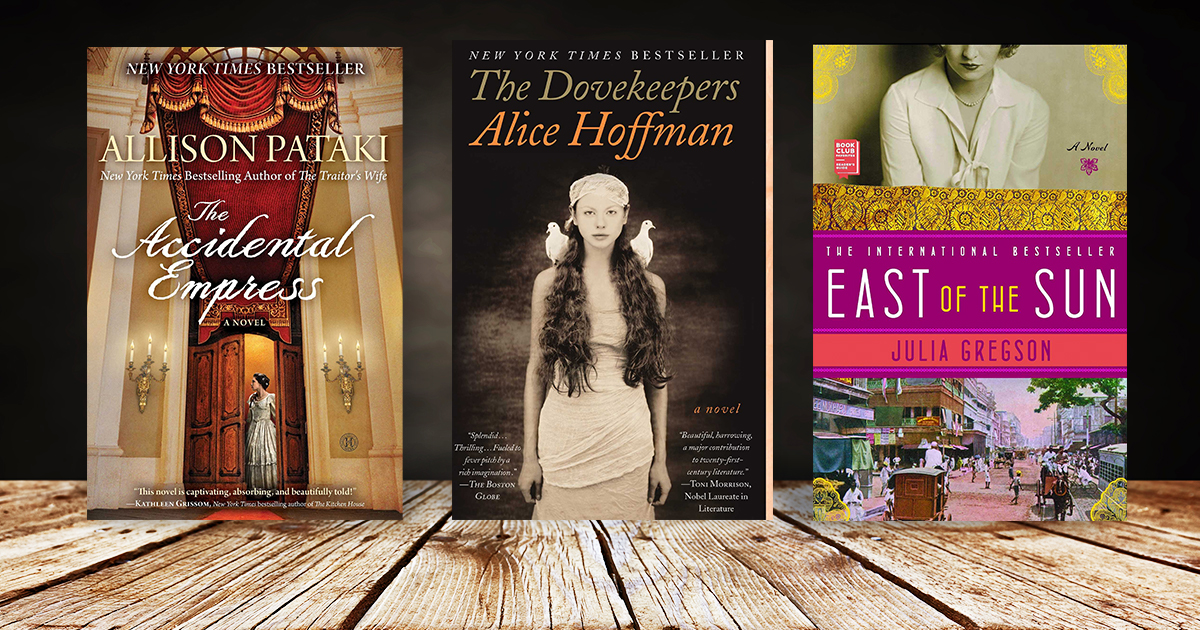 Historical reads perfect for Prime members