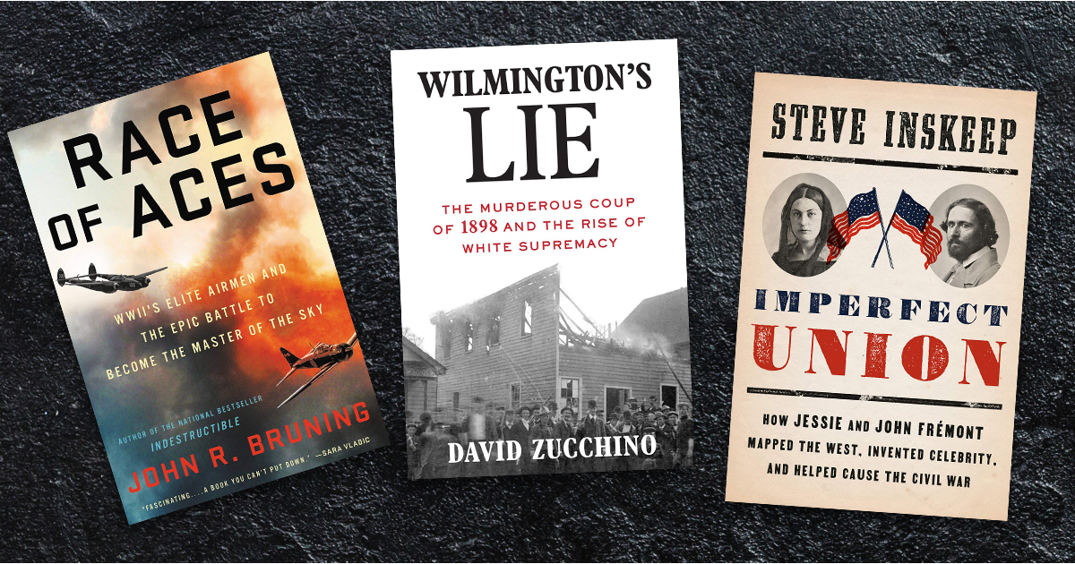 The best history books of January