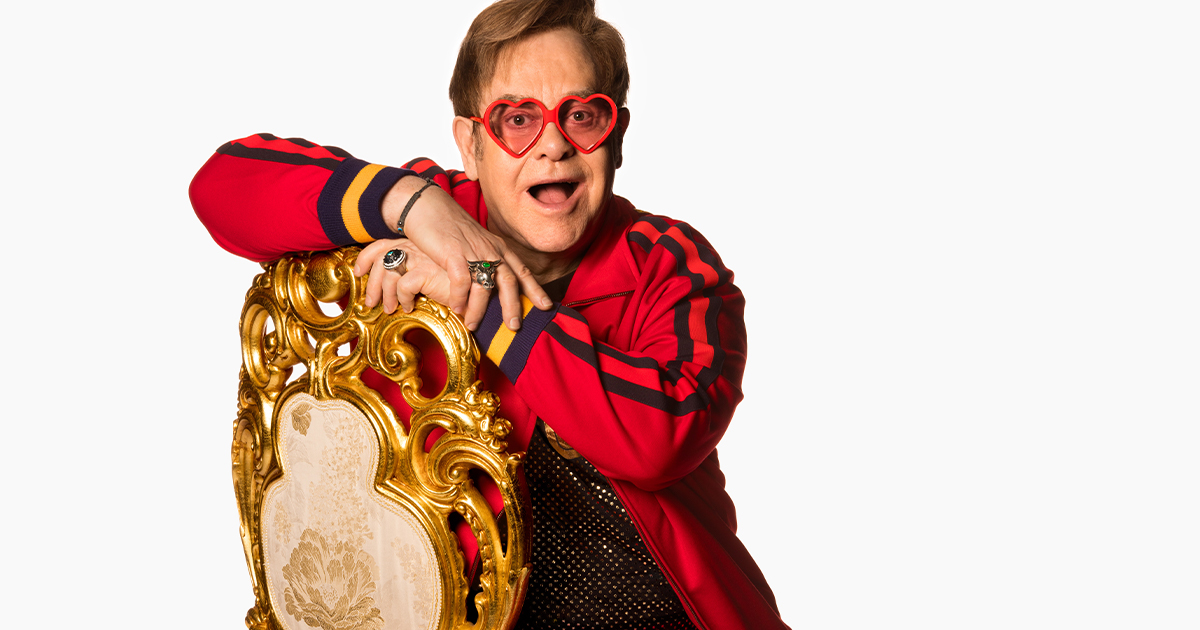 Celebrity picks: Elton John's favorite kids' book reads