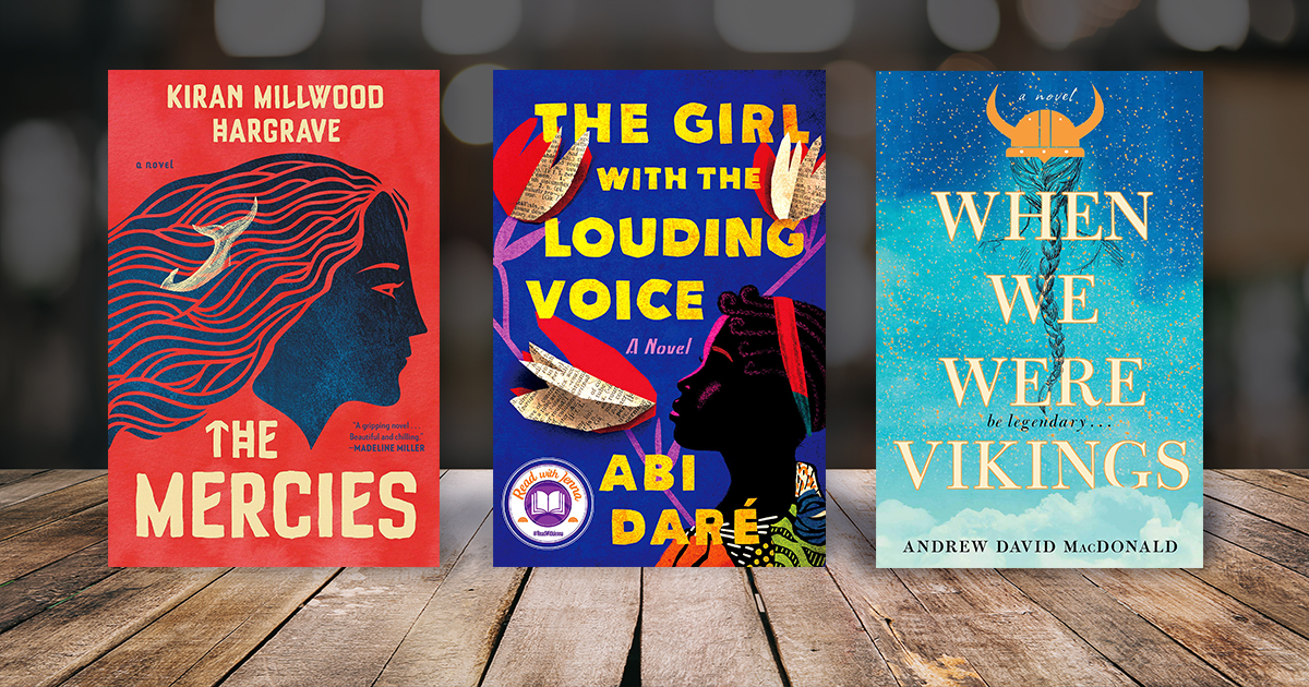 Best literature and fiction of February