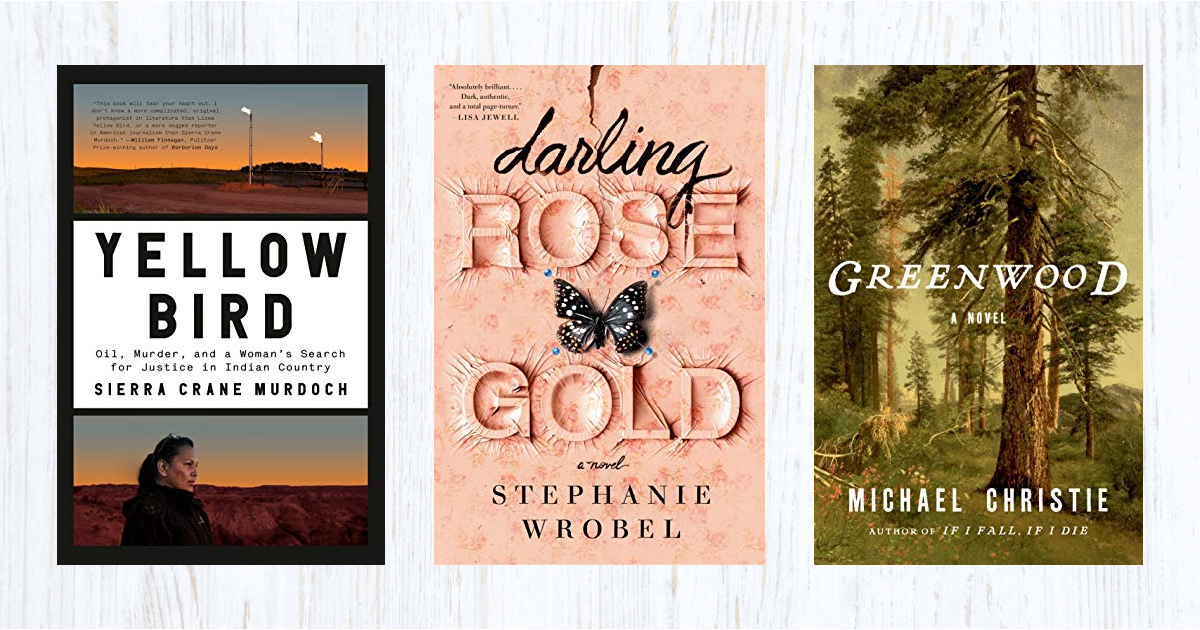 Editors' picks for best books of March – March 17 2020 releases