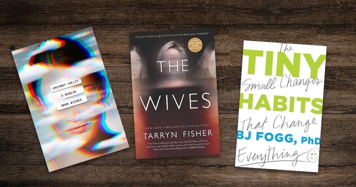 Amazon's best books of January